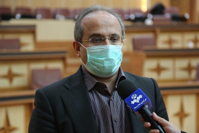 استفاده از ماسک در گیلان به حداقل رسیده است/ وخامت حال نیمی از بیماران کرونایی بستری در ICU های گیلان