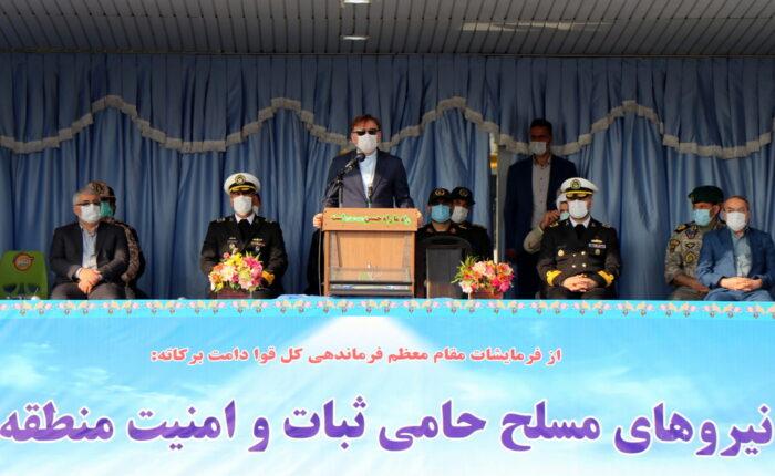 ارتش جمهوری اسلامی همواره پیوند خود را با ملت ایران حفظ کرده است