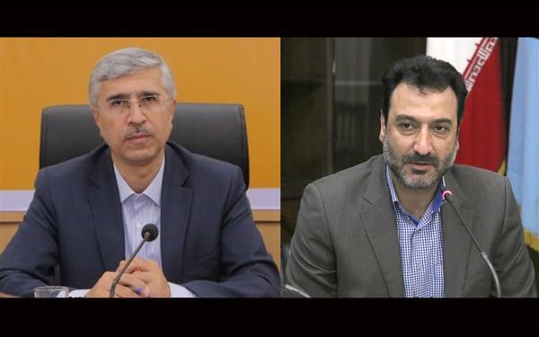 قدردانی از اقدامات و تلاش های بهمن داراب زاده مدیر عامل شرکت برق منطقه ای گیلان