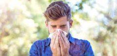 خوراکیهای تشدید کننده آلرژی بهاری