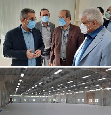 تاکید معاون درمان وزارت بهداشت برای تکمیل سالن در حال ساخت اورژانس پشتیبان در رشت