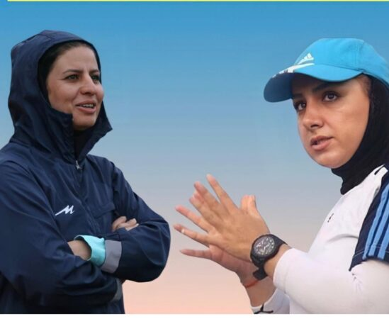 انتخاب دو بانوی گیلانی بعنوان سرمربی تیم های ملی فوتبال ایران