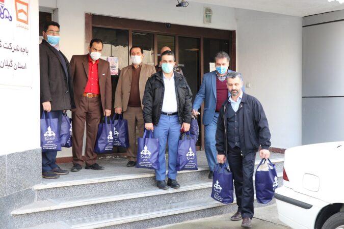 تاکنون ۴ مرحله رزمایش کمک مؤمنانه در شرکت گاز استان گیلان انجام شده است