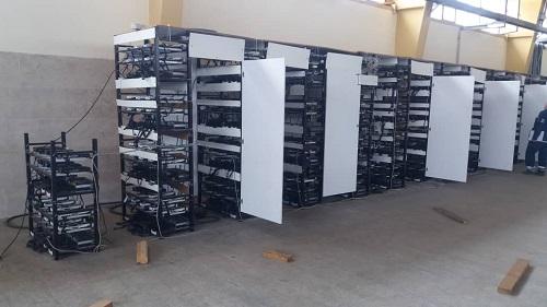 کشف بیش از ۳۳۹۱ دستگاه رمز ارز غیر مجاز در استان گیلان