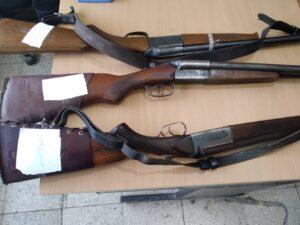 کشف و ضبط ۴ قبضه اسلحه قاچاق در شهرستان رودبار