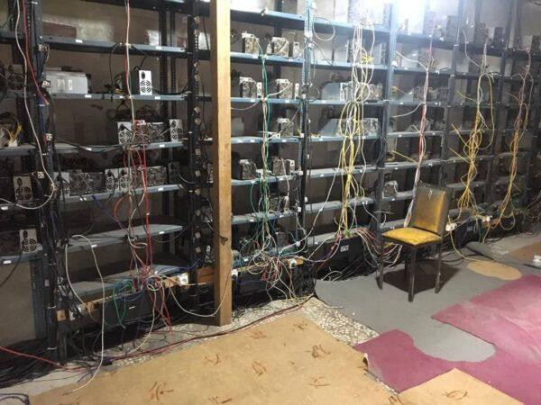 تعداد دستگاههای رمز ارز دیجیتال غیر مجاز جمع آوری شده در استان گیلان به ۵۲۰۰ مورد رسید