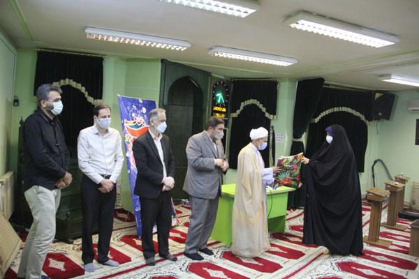 مراسم گرامیداشت روز حجاب و عفاف در بنیاد مسکن انقلاب اسلامی استان برگزار شد