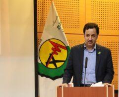 انتصاب مدیرعامل توزیع برق گیلان بعنوان رئیس شورای هماهنگی مدیران وزارت نیرو در استان