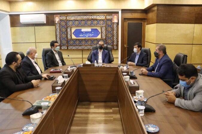 مقدمات اعلام خواهرخواندگی بین دو شهر رشت ایران و رشت تاجیکستان به زودی فراهم میشود