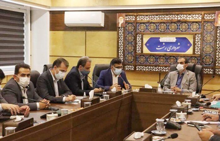 شهرداری رشت خواهان تعاملات دو سویه با شرکت خدمات ارتباطی ایرانسل است
