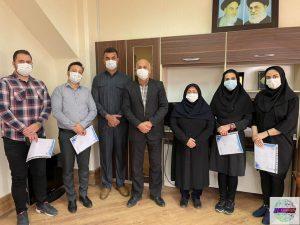 انتصابات جدید در هیات نجات غریق و غواصی شهرستان رشت