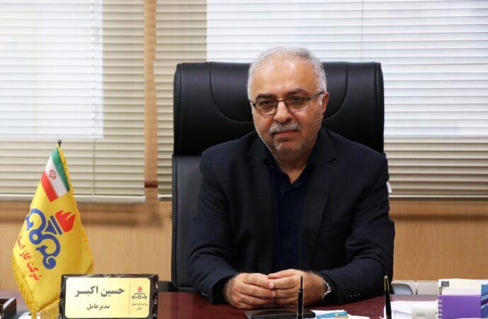 بیش از ۵ هزار و ۸۰۰ نفر ساعت آموزش به پرسنل شرکت گاز استان گیلان ارائه شد