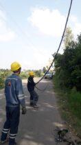 احداث ۷۵۰۰ متر کابل خودنگهدار در شهرستان رودسر با اعتباری بیش از ۱۶ میلیارد ریال