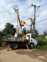 تبدیل شبکه سیمی به کابل خودنگهدار با اعتباری قریب به ۳ میلیارد ریال در روستای پایین محله شهرستان شفت