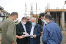 بازدید نماینده مجلس شورای اسلامی از پروژه های در دست احداث آموزشی شهر رشت