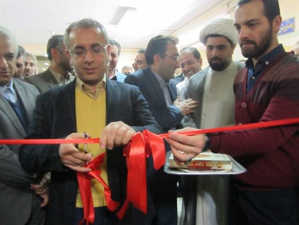 همزمان با آغاز هفتمین روز از دهه مبارک فجر انجام شد:  افتتاح پنج پروژه درمانی در بیمارستان رازی رشت