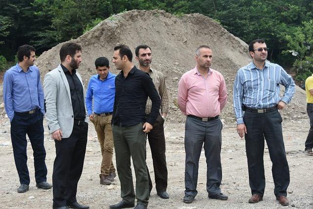 اقدامات کم نظیر سازمان مدیریت پسماند در دفنگاه سراوان
