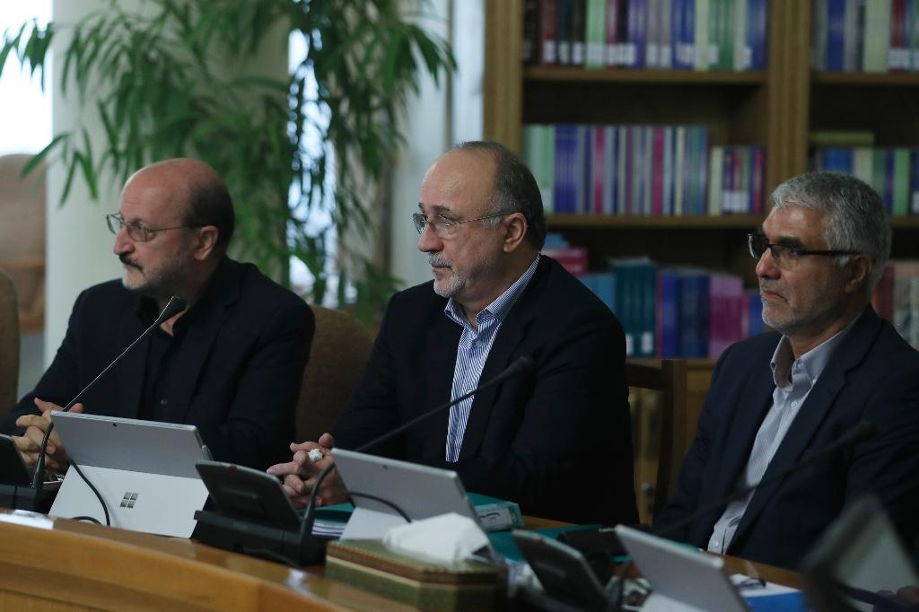 در جلسه هیات دولت به ریاست دکتر روحانی انجام شد؛ رأی اعتماد هیأت وزیران به استانداران هفت استان کشور/ دکتر نجفی استاندار البرز شد