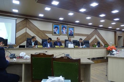 برگزاری سومین جلسه کارگروه مدیریت پسماند در تالش