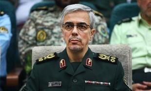 رئیس ستاد کل نیروهای مسلح : همکاریهای نظامی خود را با ترکیه گسترش میدهیم