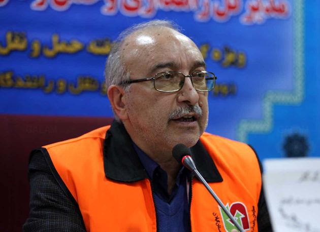 مدیرکل راهداری و حمل و نقل جاده ای گیلان خبر داد:  ترانزیت بیش از ۴۴۲ هزار تن کالا از استان در ۹ ماهه نخست سال جاری