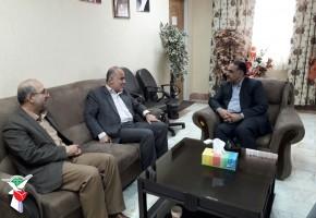 مدیرکل بنیاد استان در دیدار با فرماندار ماسال مطرح کرد:  اعمال قانون جذب ۲۵ درصدی خانواده های شاهد و ایثارگر توسط ادارات دولتی