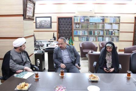 در دیدار شهردار رشت با رئیس شورای هماهنگی تبلیغات اسلامی گیلان مطرح شد؛  فاز دوم جمع آوری میله های BRT در دستور کار است
