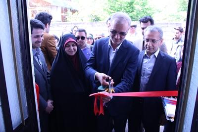 اولین کانون سلامت محله گیلان، در رشت افتتاح شد