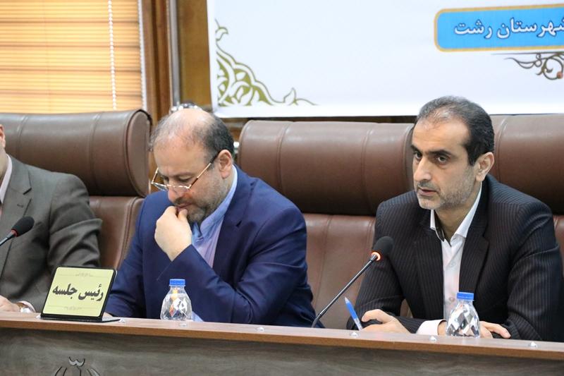 فرماندار شهرستان رشت در جلسه کارگروه اشتغال و سرمایه گفت: اشتغالزایی محور توسعه است