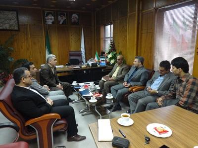 برگزاری دومین جلسه کمیته پسماند شهرستان رضوانشهر