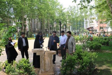 ناصر عطایی خبر داد: افتتاح پارک خیابان ۱۱۸ ( گلپارک گلسار ) در آینده نزدیک
