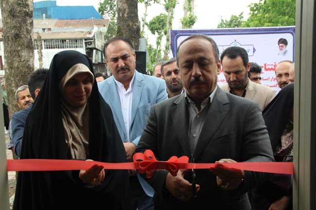 افتتاح پروژه های عمرانی شهر رشت در آستانه میلاد مبارک امام حسن مجتبی (ع)