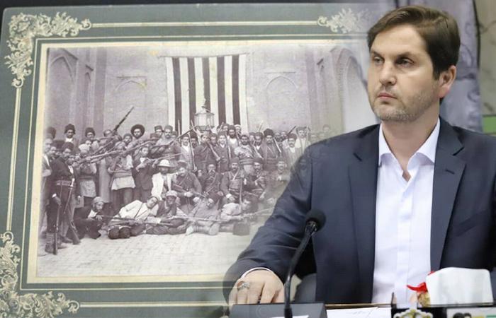اسناد مشروطه گیلان در عمارت میرزا خلیل رفیع به نمایش در می آید