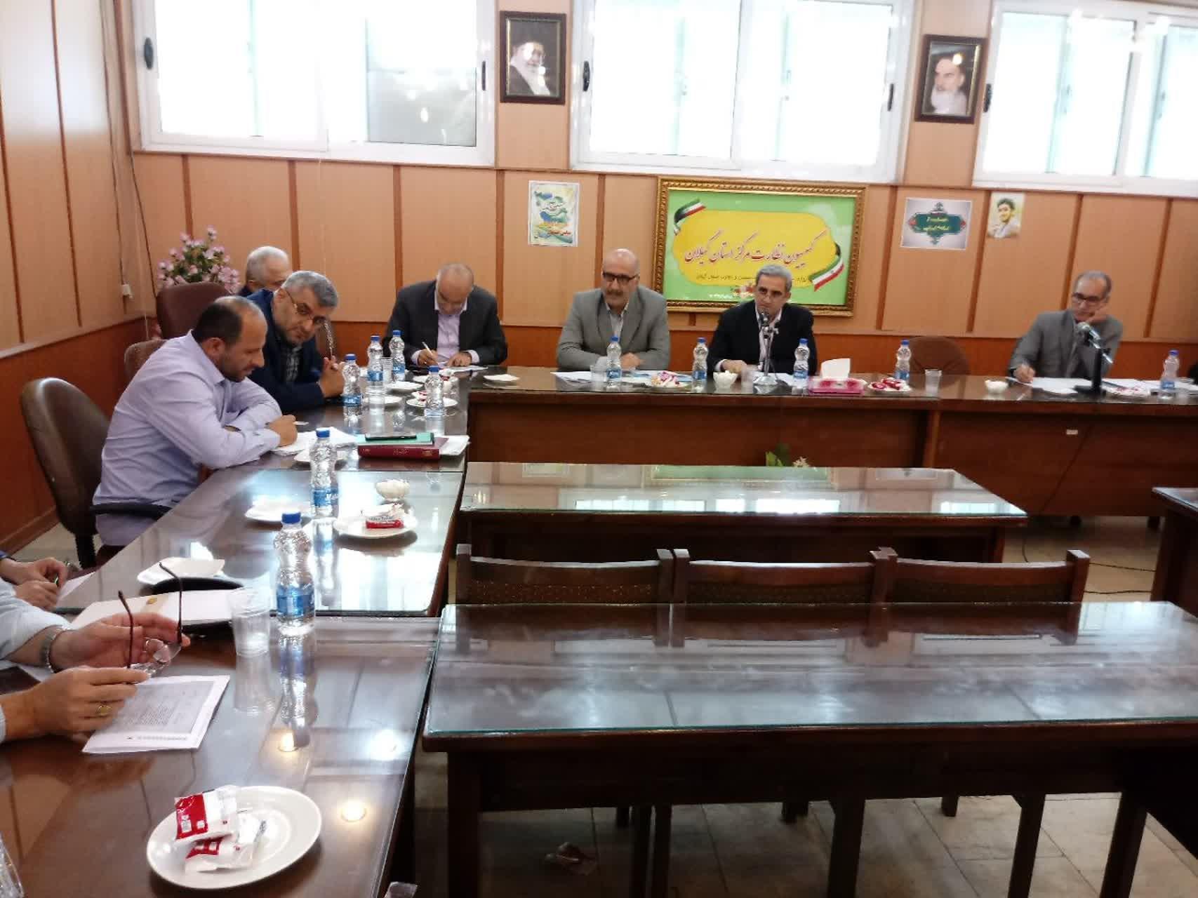 رئیس کمیسیون نظارت استان گیلان:  درک شرایط حاکم بر بازار در کنترل بازار موثر است