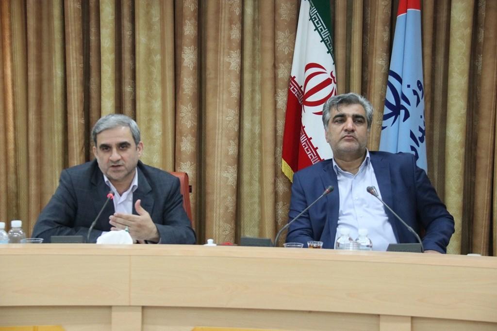 مدیران استان برای برونرفت واحدهای تولیدی از مشکلات راهکار ارائه کنند
