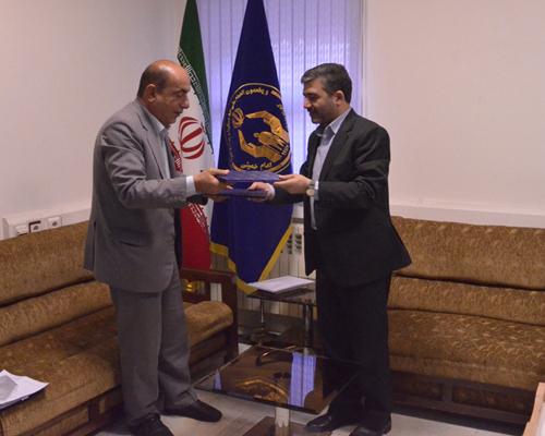کمیته امداد و شیلات گیلان تفاهم نامه همکاری امضاء کردند