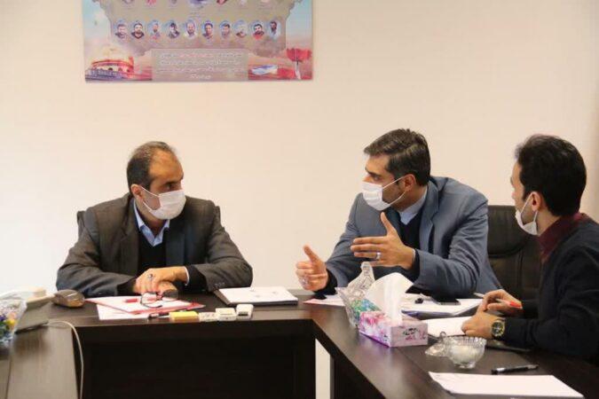بازدید سرزده شهردار رشت از سازمان مدیریت حمل و نقل شهرداری رشت