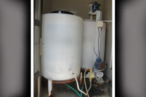 تعمیر سامانه های کلرزنی آب شرب شهرستان لنگرود
