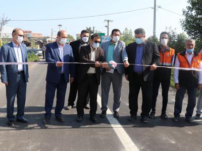افتتاح ۳۲ پروژه عمرانی و خدماتی در خشکبیجار